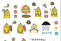 nugget banana logo