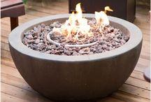 Propane fire pits we love