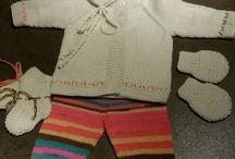 mine strikkeprosjekter