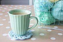 BAOMI Przy kawie / Kawa i szydełko