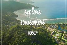 Travel Quotes / Release your inner wanderlust with these thoughtful and inspiration Quotes!