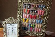 Ideias de gabinete de nails