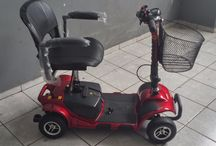 Deficiente, Idosos, obesos ou qualquer pessoa que tenha mobilidade. / Scooter Elétrica