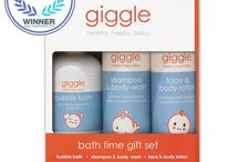 From giggle with Love / giggle brand products made for baby's health, safety and comfort, as well as making parent's lives easier.