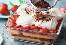 Dessert und Nachspeisen