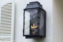 Natural Gas Lights / Natural Gas Lights for homes, Exterior Gas Lights, Outdoor Gas Lights, Outdoor Gas Lighting, Gas Lanterns