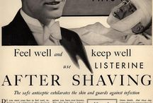 Old Shaving Ads / by Royal Shave