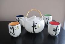 Tea Pot / Čajové servisy