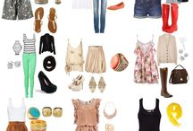 What to Wear - Seniors / by Meg Borders