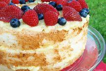 Food and Recipes / by Barbara Surbaugh