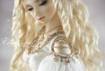 Καλλιτεχνικές κούκλες