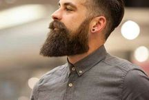 Beard & hair style
