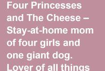 four princesses...