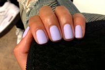Creative nails**