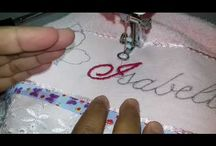 Escrevendo nome