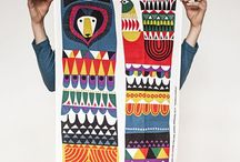 graphic, prints design