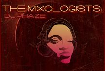 The Mixologists / Get in the mix with monthly mixes from SoulBounce.