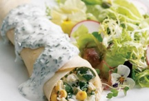 Foodie / A variety of food options for my chosen diet.... Vegetarian! :) (Not Vegan!)  :)