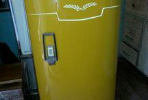 refrigeradores restaurados