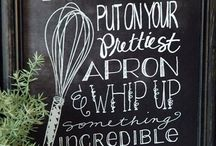Kitchen ideas / by Stationery Loft & Gift Boutique