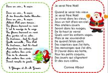 French poems for christmas concert