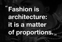 Fashion is...