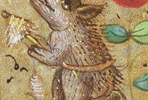Animalario Medieval