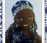 EAOC-Dolls / Handmade dolls and doll clothing made by Etsy Artist Of Color (EAOC) team members.  / by Etsy EAOC