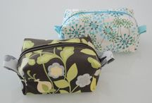 Sewing - Pouches and Bags / by Shifrah Combiths