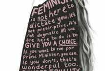 feminism / equality