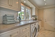 BH - Laundry room / by Jess bostonbabymama