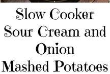 Slow Cooker veggies.