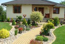 Záhrady