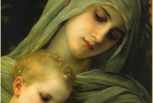 Ježiš Kristus a Panna Mária a korunované hlavy na tomto svete / O viere