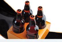 Box bottle design