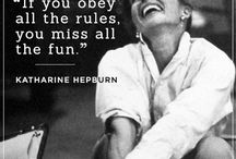 Hepburn / Miss the fun