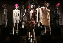 Fashion Design / Fashion design styles and exhibition. / by Peter Prahl
