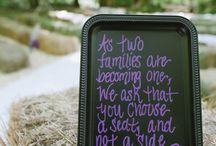 Wedding ideas / by Ashley Archer