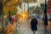 Imagenes Lluvia & Lluvias