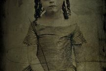 creepy vintage / Vintage photo's that are creepy,weird,offbeat ,strange and cool. / by Michael Bennett