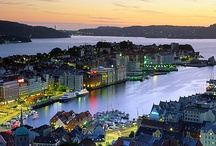I want to visit Norway...home of my ancestors! / by Marilyn Salness