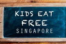 Kids Eat Out Singapore / Where and what to eat when out and about with Babyboy