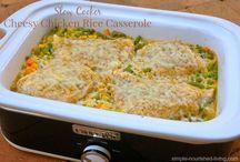 Casserole Crock Slow Cooker Recipes