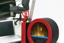 DESKTOP FIREPLACE