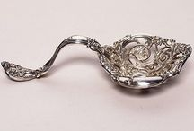 Sterling Silver / by Robin Kennedy