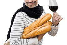 French moodboard