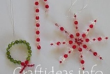 christmas crafts / by Jenny Kuipers