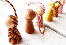 DIY & craft - doll / by Anahit Karakhanyan