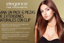 Concursos / Los mejores concursos los tenemos en Elegance  Hair Extensions. ¡Participa y gana fabulosos premios!