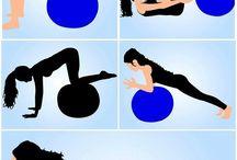 bal & oefeningen